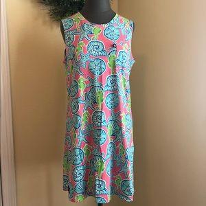 Simply Southern shirt dress
